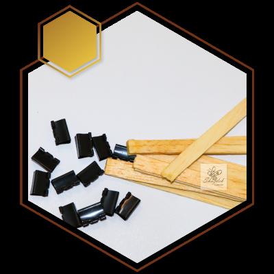 فیتیله چوبی