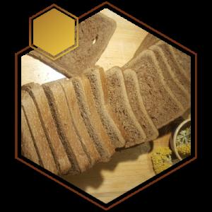 نان جو ۴۰۰ گرم