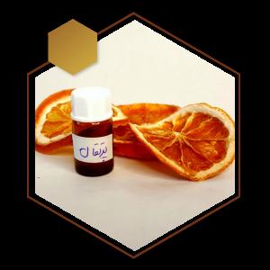 رایحه طبیعی پرتقال